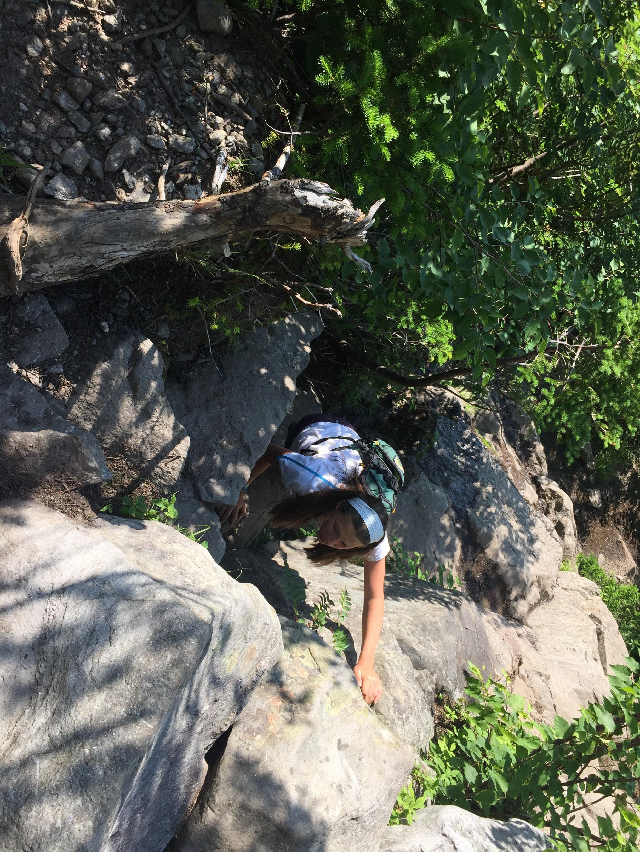 Lion Head Trail on Mount Washington