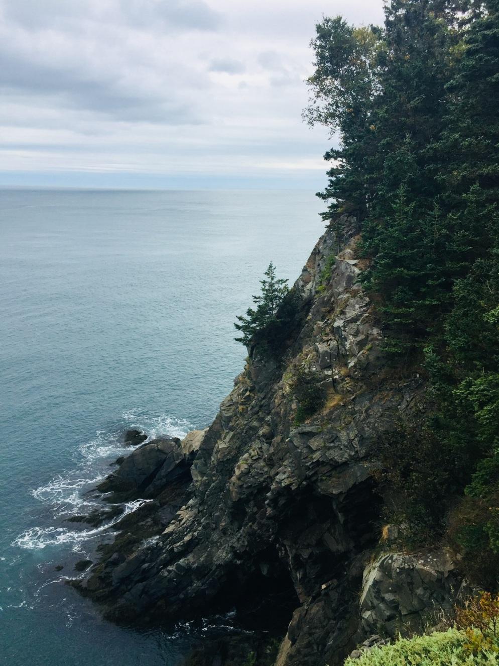 Maine's Bold Coast, Cutler Coast Public Lands.