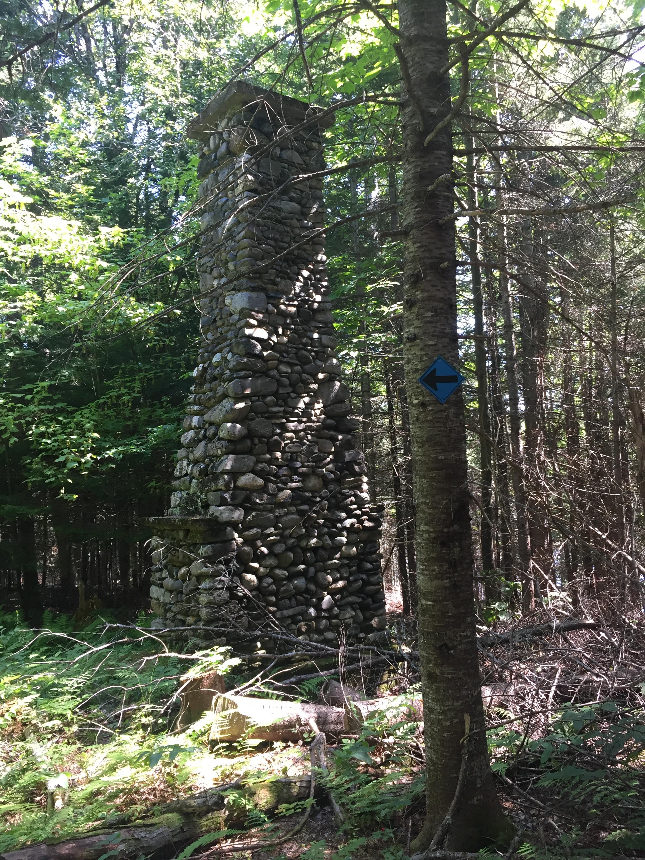 Gerry's Gazebo, Pond Loop Trail
