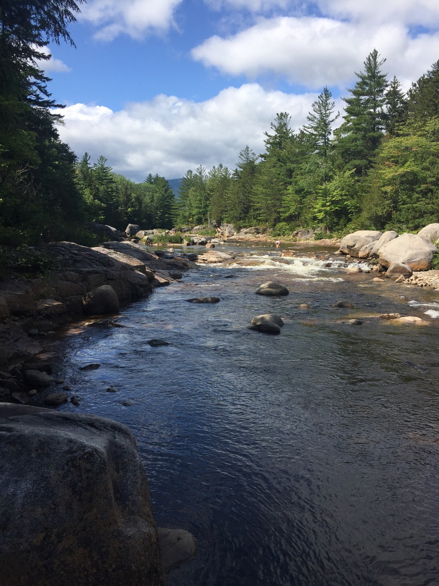 Orin Falls, Katahdin Woods and Waters