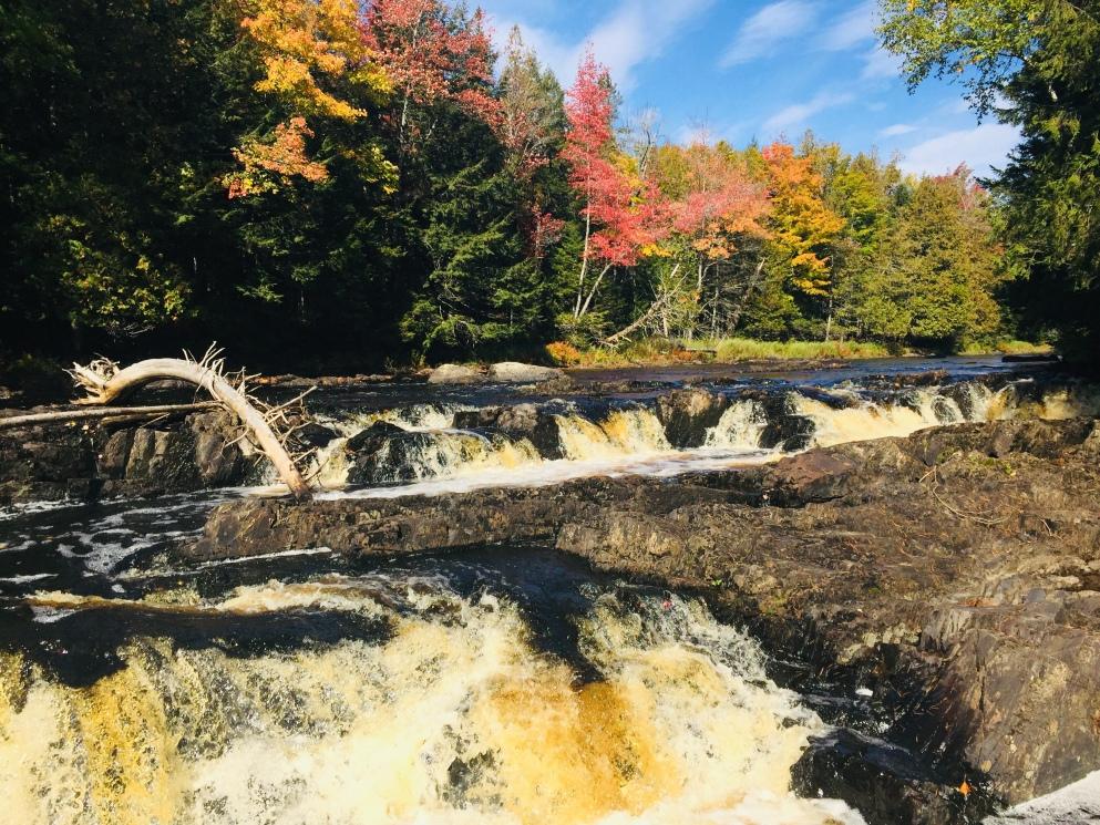 Mariaville Falls, Mariaville Falls Preserve, ME